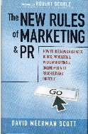 New Rules of Marketing and PR