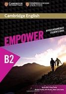 Cambridge English Empower Upper Intermediate Student's Book