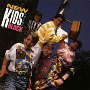 [LP] New Kids On The Block: Stop It Girl / Are You Down?