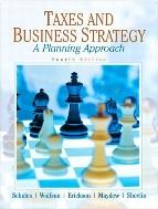 [영어원서 경영] Taxes and Business Strategy: A Planning Approach (4판) [양장]