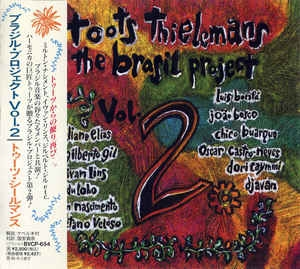 [일본반] Toots Thielemans - The Brasil Project, Vol. 2