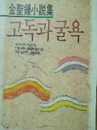 고독과 굴욕 - 김성종 추리소설 (명지사. 1992년)