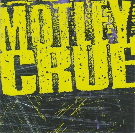 [일본반] Motley Crue - Motley Crue [+1 Bonus Track]