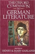 The Oxford Companion to German Literature (Hardcover, 3 Revised edition)