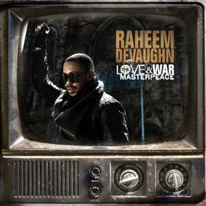 [수입] Raheem DeVaughn - The Love & War Masterpeace