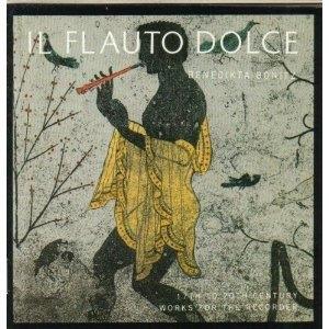 Benedikta Bonitz / Il Flauto Dolce (미개봉/mdrd133)