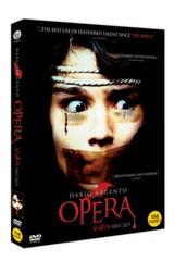 오페라 : 의혹의 침입자 (1disc)  재고품목이며 새것입니다.../