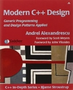 Modern C++ Design: Generic Programming and Design Patterns Applied 1st Edition