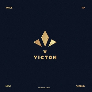 [미개봉] 빅톤 (Victon) / Voice To New World (1st Mini Album)
