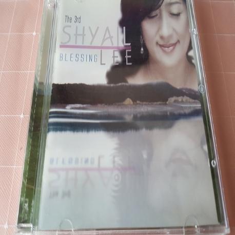 샤일리 3집 - BLESSING (싸인앨범)