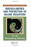 Irregularities and Prediction of Major Disasters (ISBN : 9781420087451)