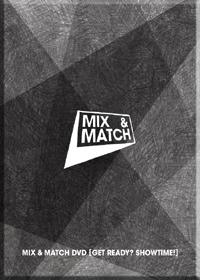 아이콘 (iKON) - MIX & MATCH: Get Ready? Showtime! (2disc+포토북)