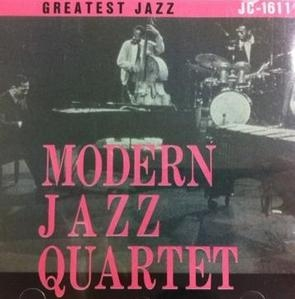 [중고] Modern Jazz Quartet / Greatest Jazz (일본수입)