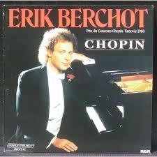 Erik Berchot :Chopin Sonate 2... ///LP11