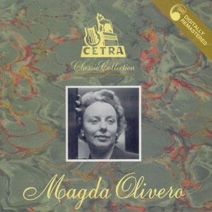 Magda Olivero / Classic Collection (수입/미개봉/