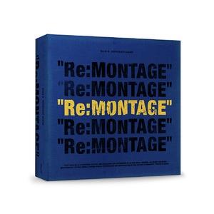 [미개봉] 블락비 (Block.B) / Re:Montage (6th Mini Album) (미개봉)