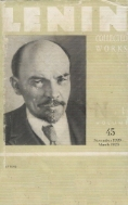레닌전집(LCW:Lenin Collected Works) 45권 1세트