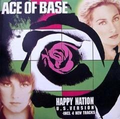 HAPPY NATION: U.S. VERSION [LP] [1994년 POLYGRAM 오리지널 발매반][반품절대불가]
