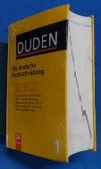 Die Deutsche Rechtschreibung 9783411040148 /사진의 제품     ☞ 서고위치:MT 3 * [구매하시면 품절로 표기됩니다]