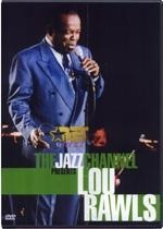 [미개봉][DVD] Lou Rawls / The Jazz Channel presents Lou Rawls (DTS/미개봉)