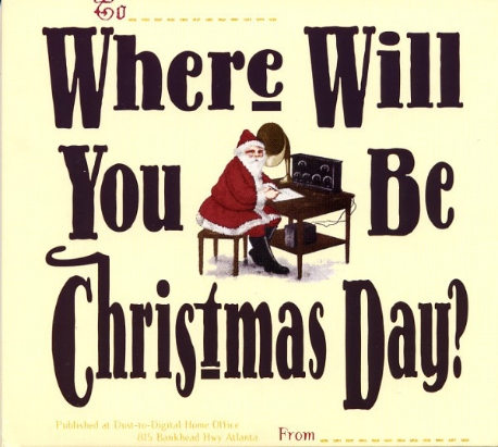 Various / Where Will You Be Christmas Day?
