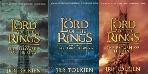 THE LORD OF THE RINGS Part 1, 2, 3 세트 (총 3권)