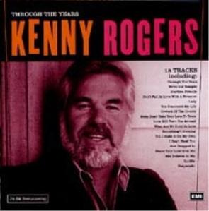 [미개봉] Kenny Rogers / Through The Years (미개봉)