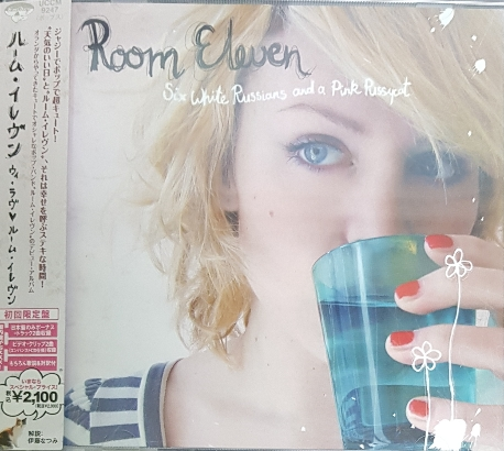 [일본반] Room Eleven - Six White Russians And A Pink Pussycat