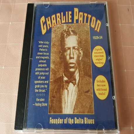 Charlie Pattin - Founder of the Delta Blues