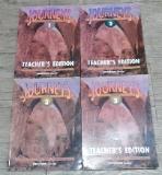 Journeys Reading 1, 2, 3 teacher's edition + Journeys Reading 3 : 총4권 (내용참조)
