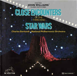 [수입] Charles Gerhardt - Close Encounters Of The Third Kind And Star Wars