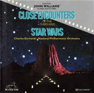[수입] Charles Gerhardt - Close Encounters Of The Third Kind And Star Wars