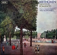 Beethoven : Dances & Romances ///LP1