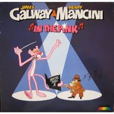 James galway & Henry mancin : in the pink ///LP1