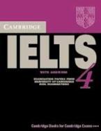 Cambridge IELTS 4 : Student's Book with Answers 본문 중간 펜공부 4장 있음(57~64p)