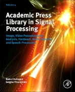 Academic Press Library in Signal Processing, Vol. 4 : Image, Video Processing and Analysis, Hardware, Audio, Acoustic and Speech Processing (ISBN : 9780123965011)