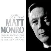 [미개봉] Matt Monro / The Greatest (수입)