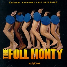 O.S.T. / The Full Monty - Original Broadway Cast Recording (미개봉)