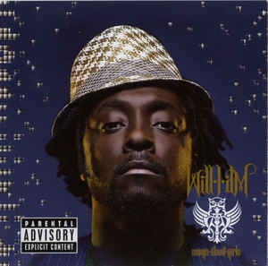 [수입] Will.I.Am - Songs About Girls [+1 Bonus Track ]