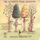 THE ULTIMATE FOUR SEASONS/ VIVALDI`S GREATEST HIT [미개봉] * 궁극의 비발디 사계