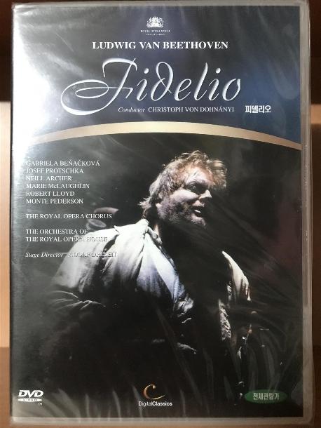 FIDELIO/ CHRISTOPH VON DOHNANYI (피델리오) 새상품 입니다.