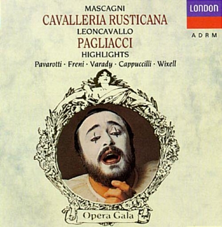 Luciano Pavarotti - Pagliacci Highlights