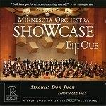 Eiji Oue / 아이지 오 - 관현악의 쇼케이스 (Eiji Oue - Orchestral Showcase) (HDCD/수입/RR907CD)