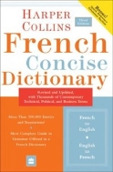Collins French Concise Dictionary #