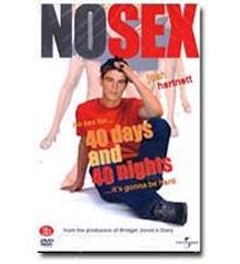 [DVD] 40 Days And 40 Nights - 40 데이즈 40 나이트 (미개봉)