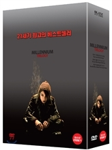 [DVD]밀레니엄 트릴로지 세트  / (미개봉)3disc 묶음