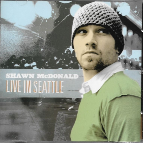Shawn McDonald - Live in Seattle [수입]