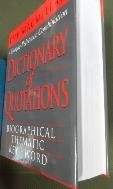 The Macmillan Dictionary of Quotations   /사진의 제품 /새책 수준  ☞ 서고위치: XA 8