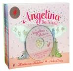 Angelina Ballerina 11 Book Pack (Book & CD)