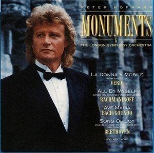 Peter Hofmann & The London Symphony Orchestra ?/ Monuments (CCK7120)